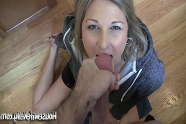 Blowjob housewife kelly anderson amateur