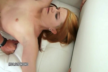Brandi belle tied gets tickled by a foursome