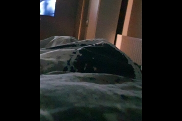 Brother cums inside sister and she gets mad