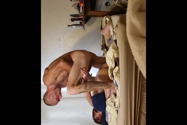 Sasha and randy fuck hard and fast on video