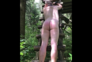 White slave public humiliated humiliation degraded